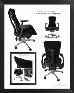 Worlds Best Day Trading Chair