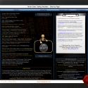 Simulator Start Page