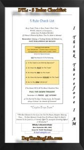 5-Rules-Checklist